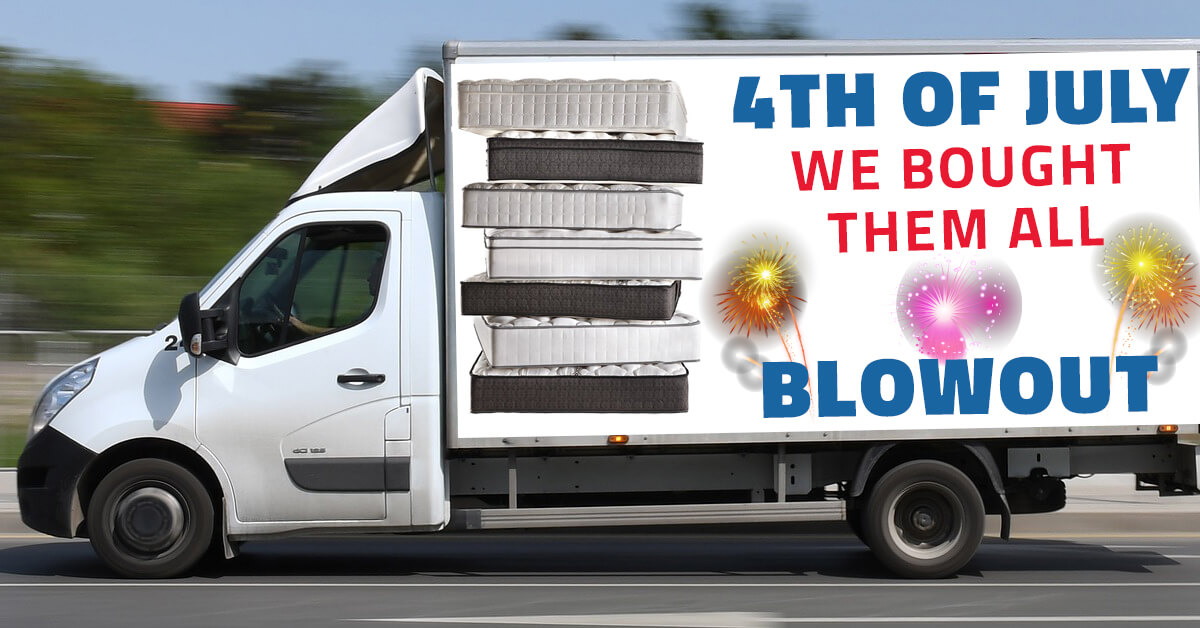 4th Of July Truckload Blowout